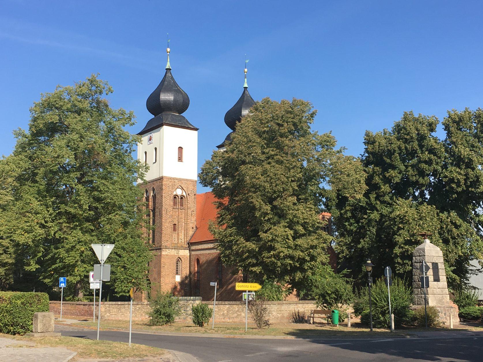 Dorfkirche Tremmen Havelland