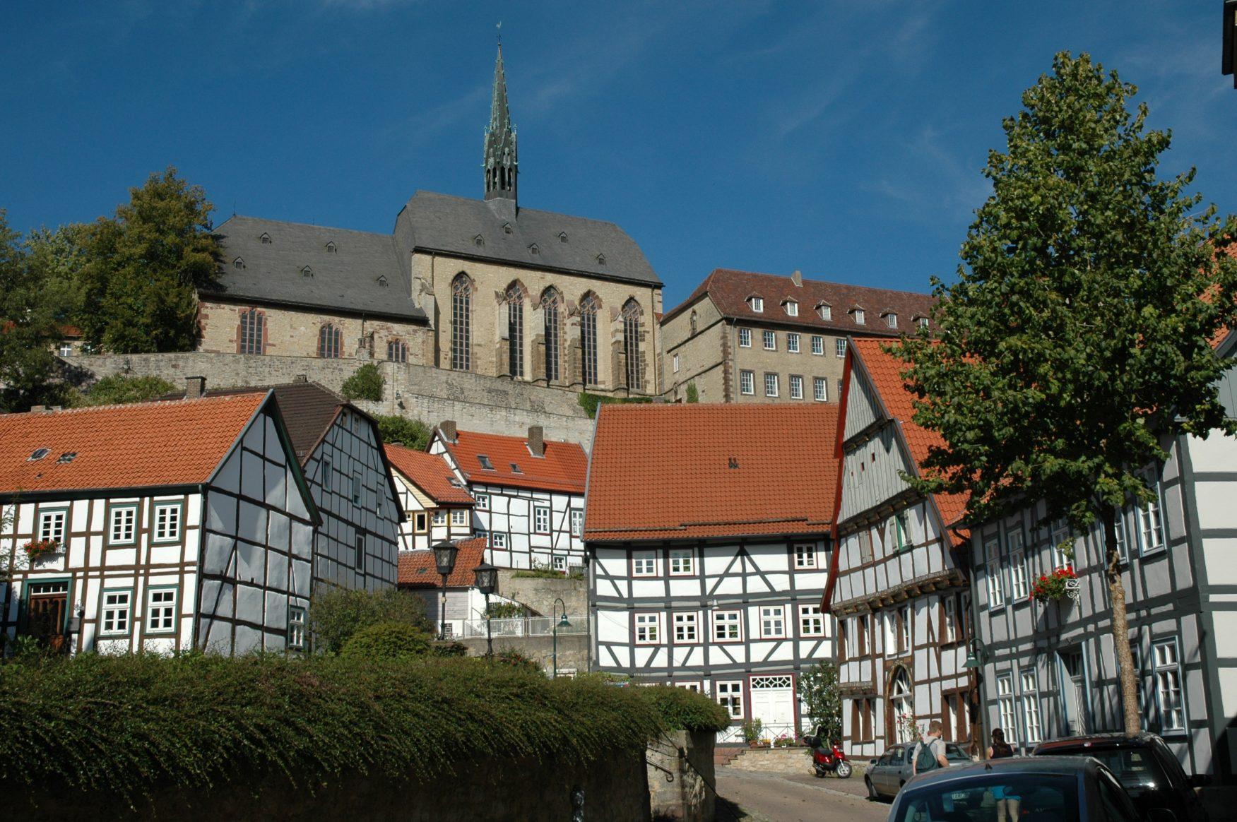 Warburg-Altstadt