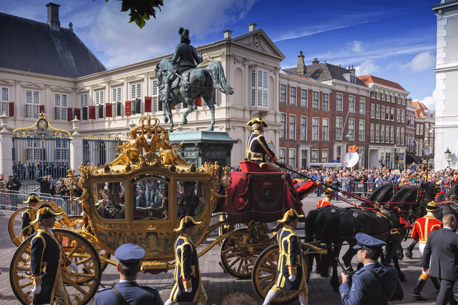 Zeremonie Prinsjesdag in Den Haag_Quelle NBTC