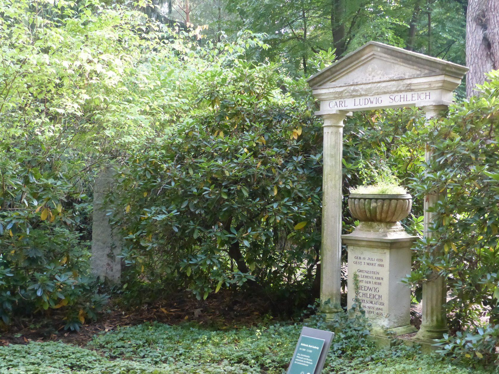 Carl Ludwig Schleich war Arzt, Philosohph und Musiker, Foto: Weirauch