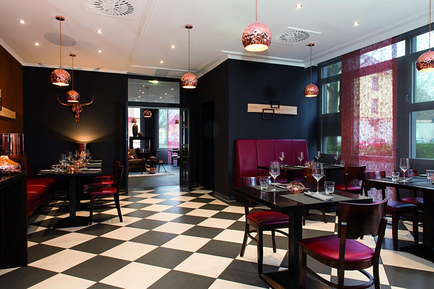 Bleibet nicht nur bei Touristen ist The Grill im Victor´s Residenz-Hotel Saarlouis, Foto: Victor´s Residenz-Hotel