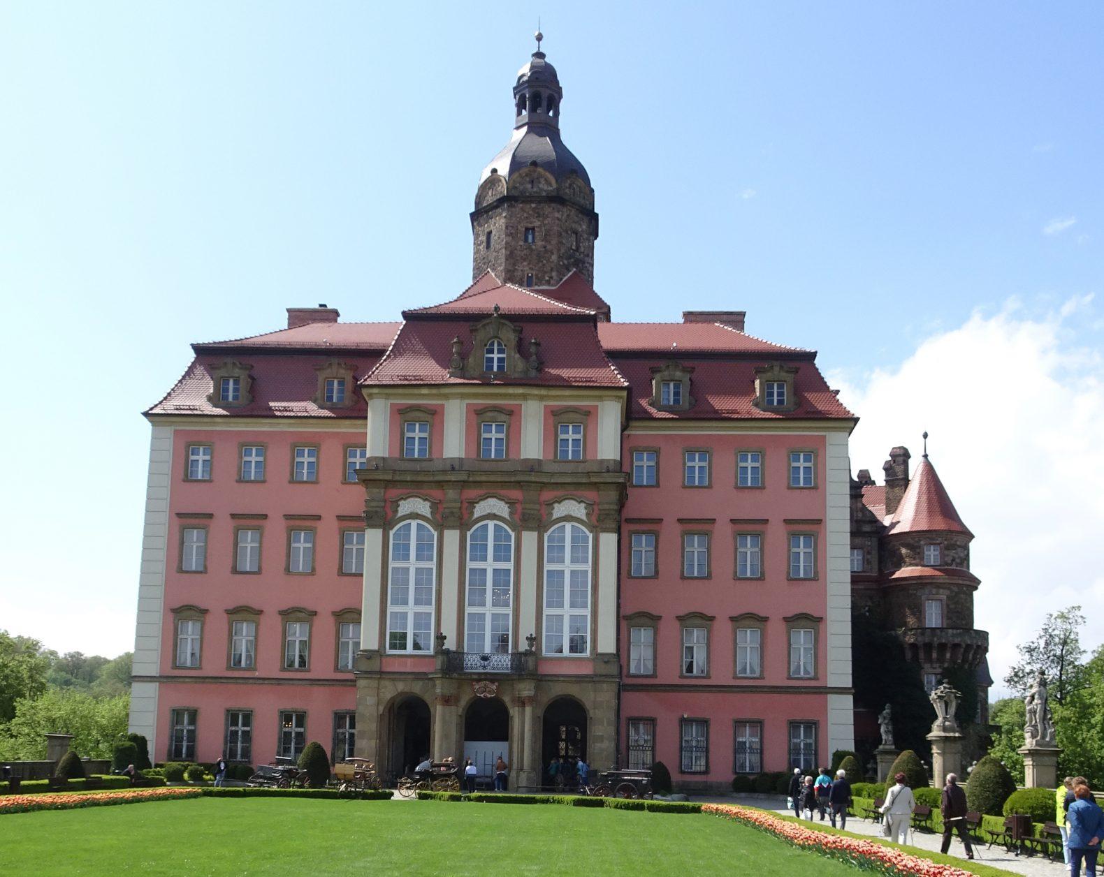Schloss Fuerstenstein Foto: KlausKloeppel