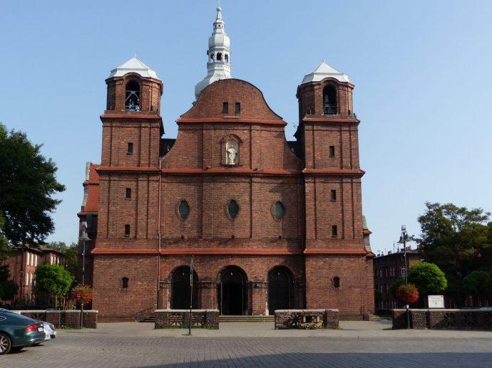Kirche im Stadtteil Gieschewald