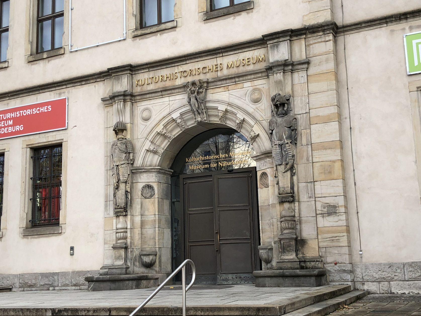 von-Guericke-Straße 68–73, nur wenige Meter vom Magdeburger Dom entfernt, Foto: Weirauch