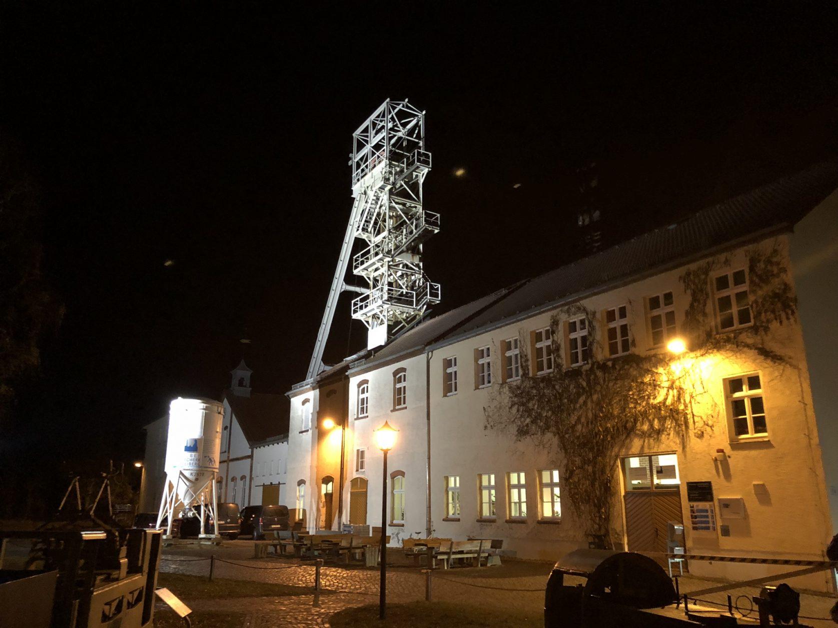 Freiberg Bergwerk Sachsen