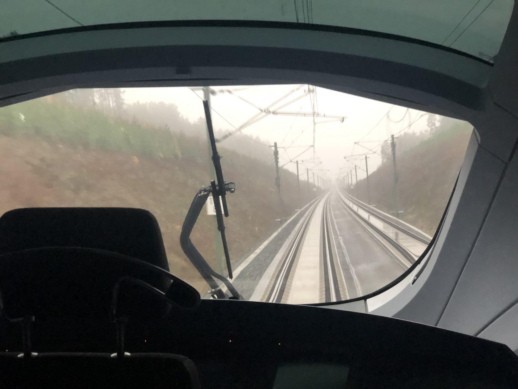 Richtung Erfurt