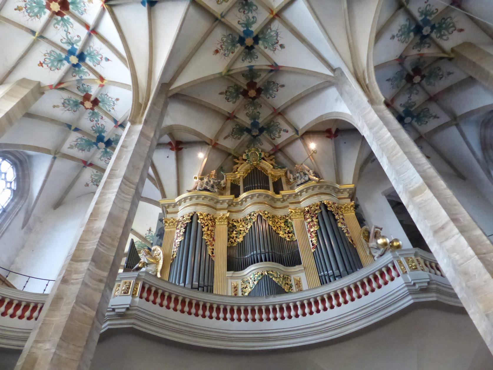 Der Dom St. Marien ist eines der bekanntesten Baudenkmale Freibergs