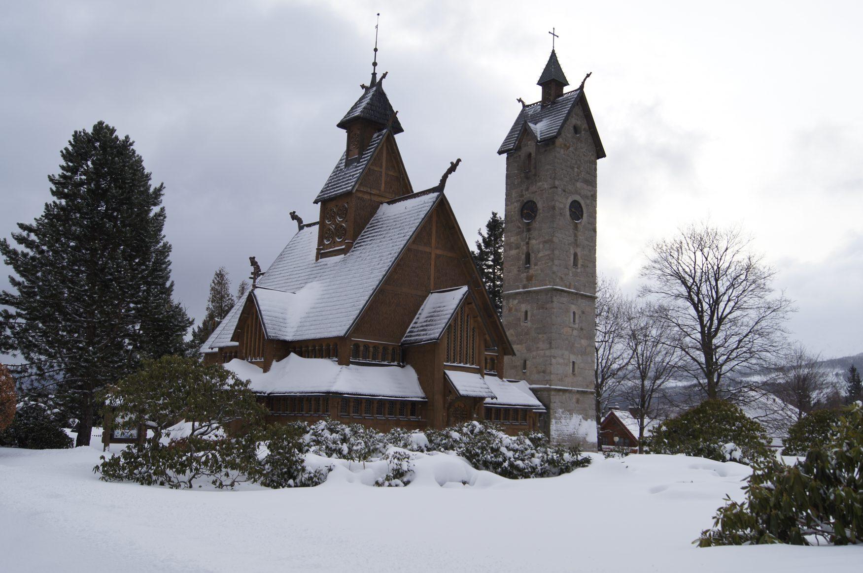 Kirche Wang in Karpacz, Foto: KlausKloeppel