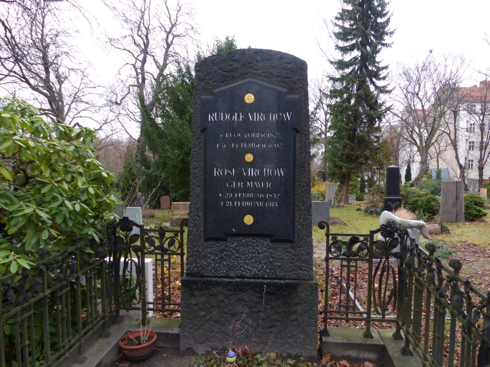 Ludwig Karl Virchow vertrat eine sowohl naturwissenschaftlich wie sozial orientierte Medizin