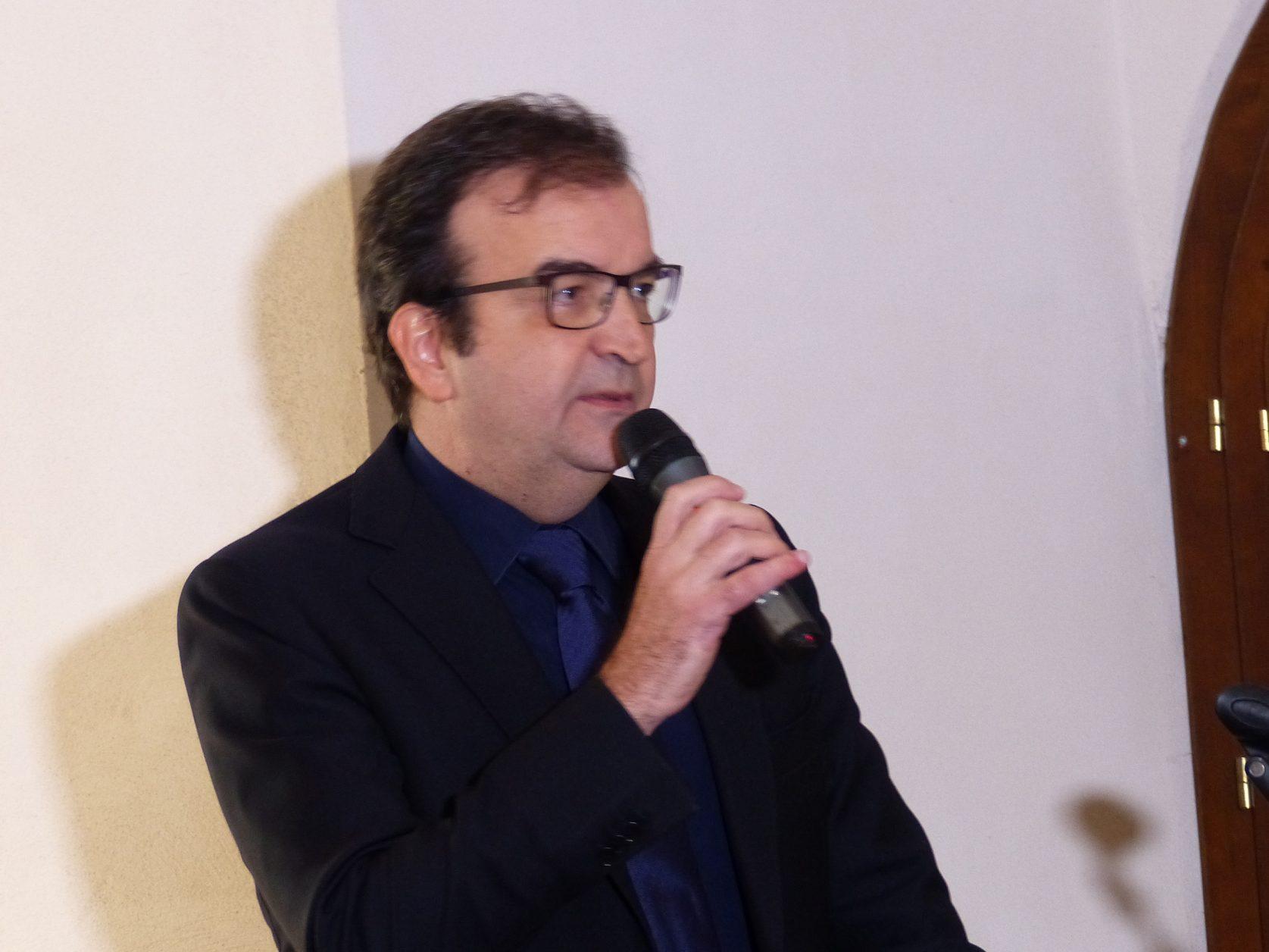 Bürgermeister Mario Occhiuto sieht den Tourismus als Wirtschaftsfaktor