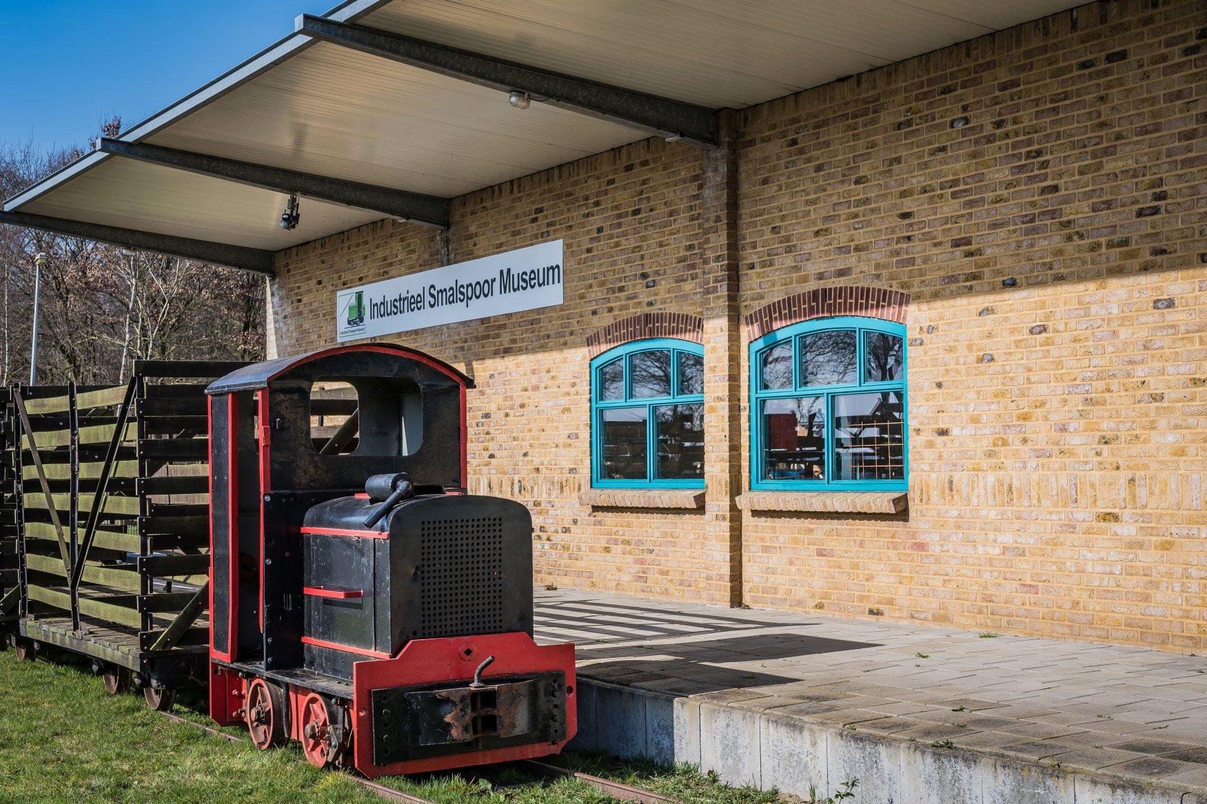 Industrieel Smalspoor Museum in Erica (NL) - Veenpforten 040 ©Naturpark Moor-Veenland, Anja Poker