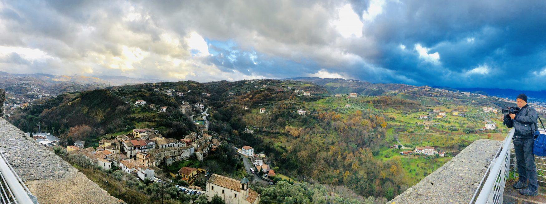 Panorama-Cosenza