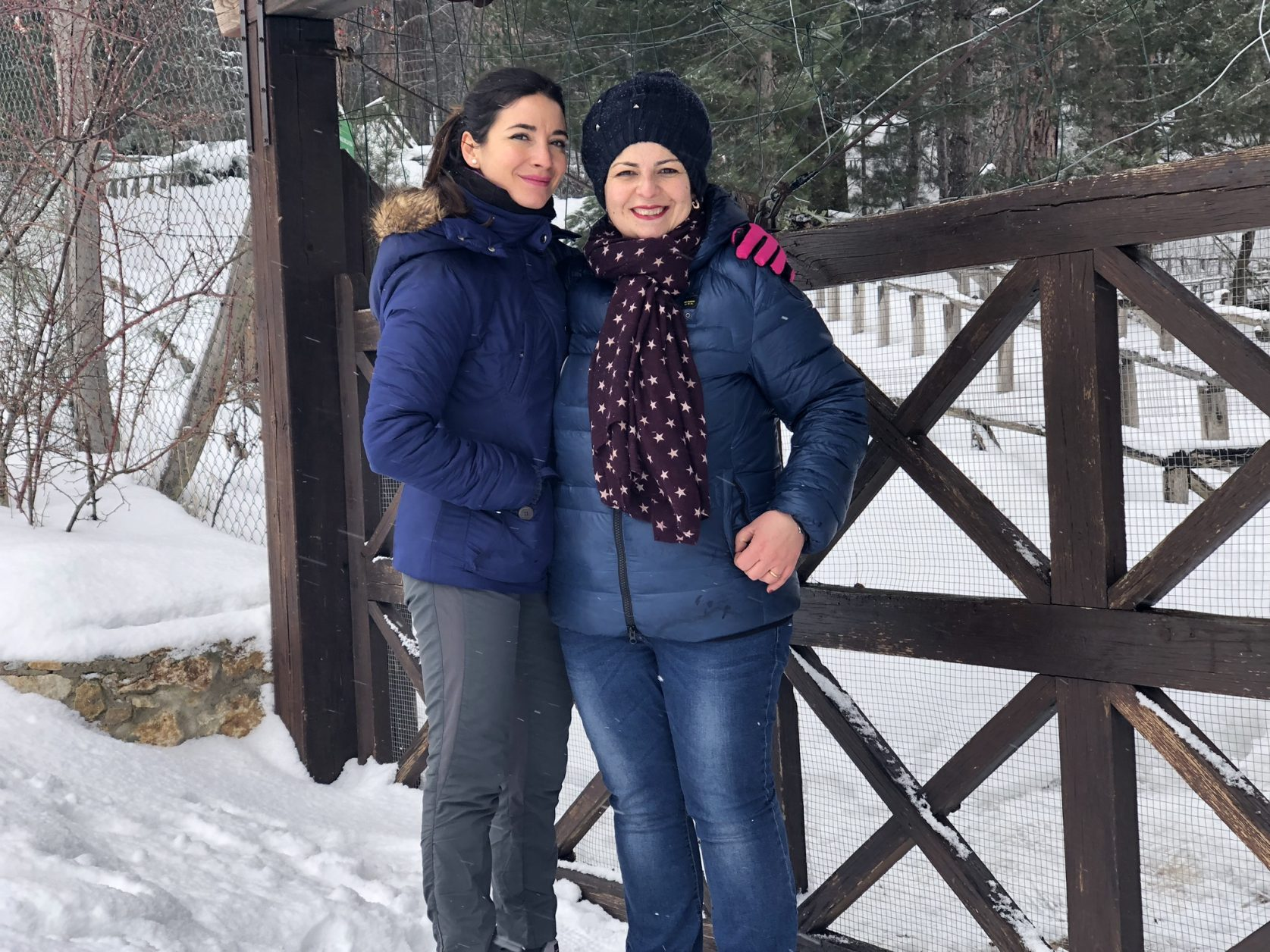 Zwei Botschafterinnen mit Herz und Charme