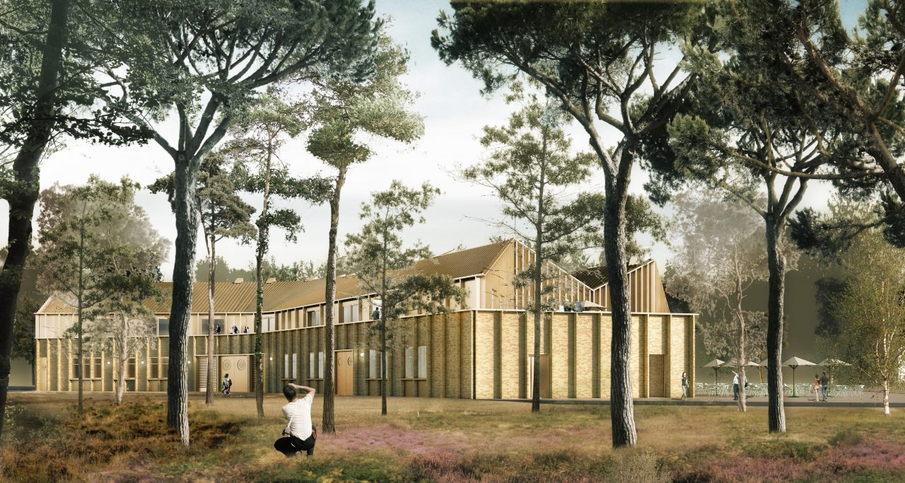 Landhaus_ Quelle Nationale park De Hoge Veluwe