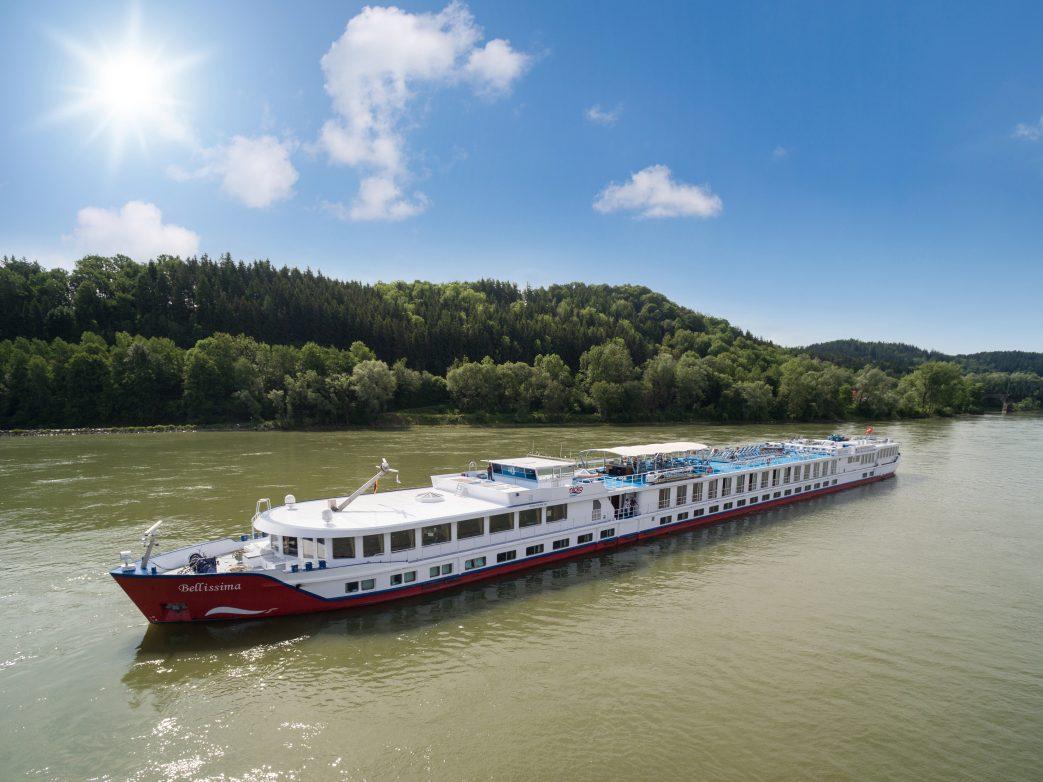 Die MS BELLISSIMA Foto: nicko - cruises
