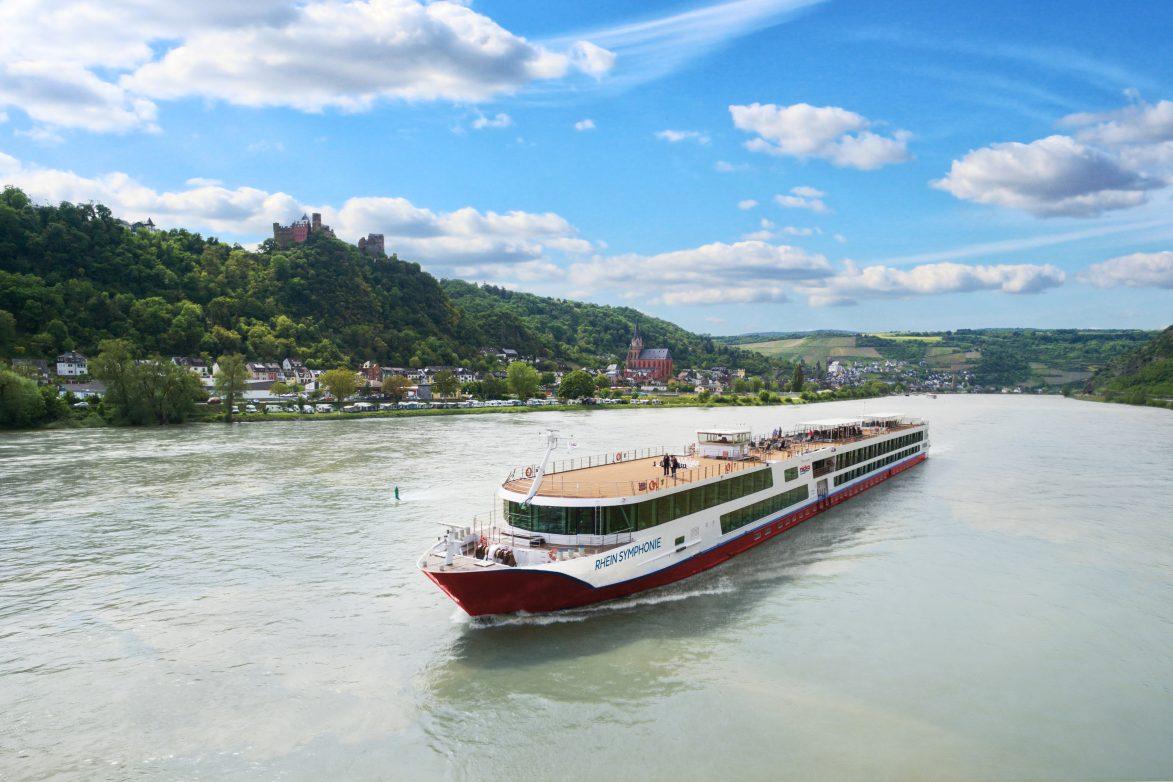 MS RHEIN SYMPHONIE, Foto: nicko - cruises