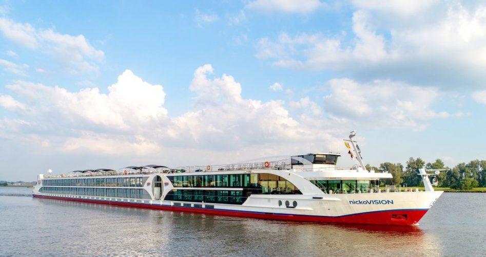 Die neue nickoVISION Foto: nicko-cruises