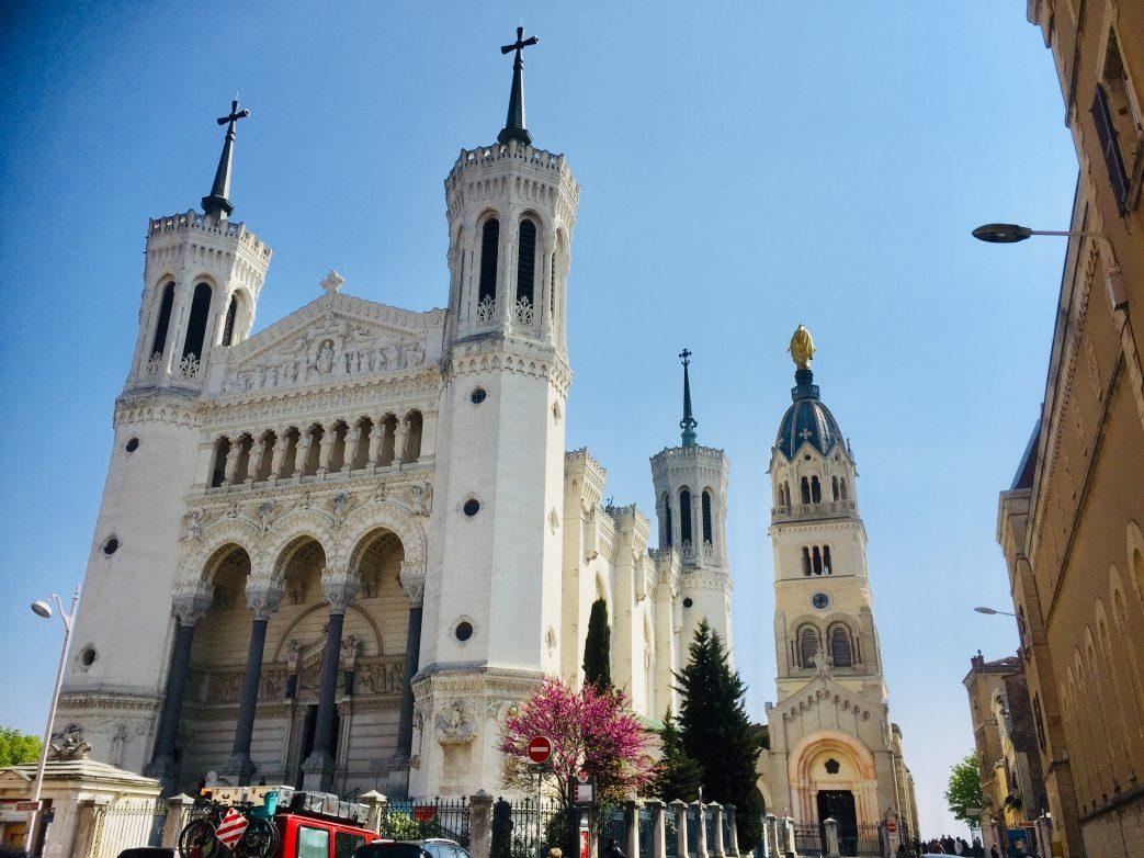 Basilika Notre Dame de Fourviere