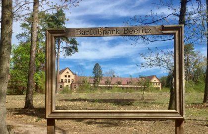 Barfusspark Beelitz - Heilstätten
