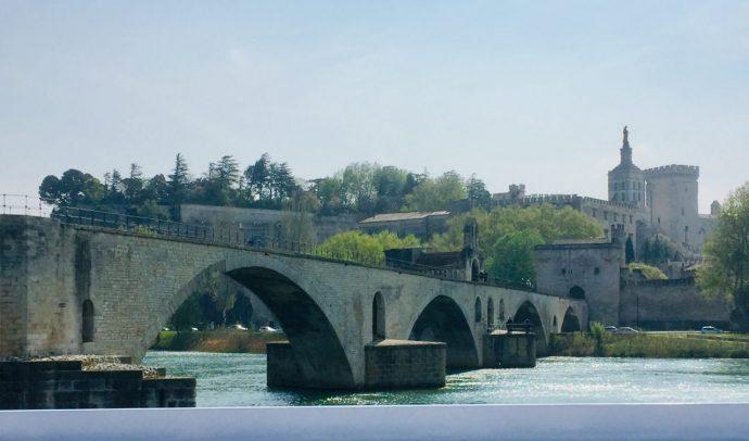 Brücke Pont Saint-Béné