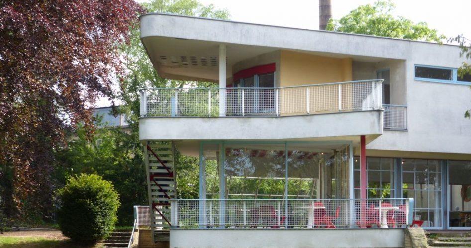 Haus Schminke Löbau Sachsen Modernse