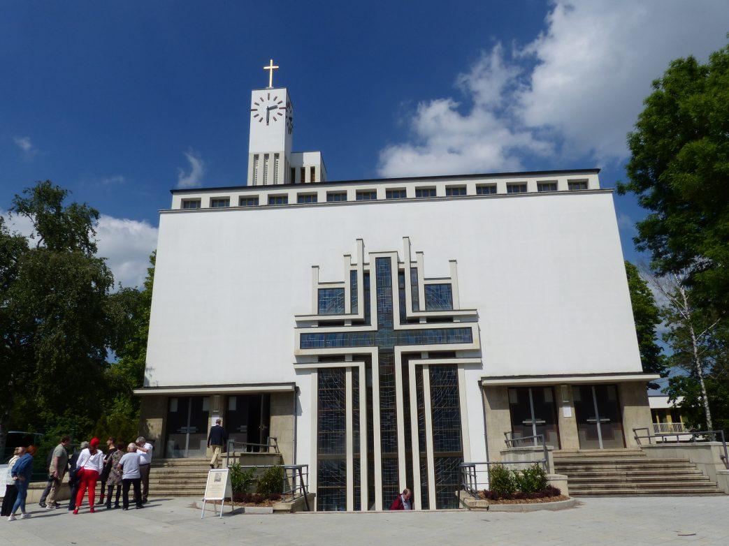 Die Vesöhnungskirche in Leipzig - Gohlis