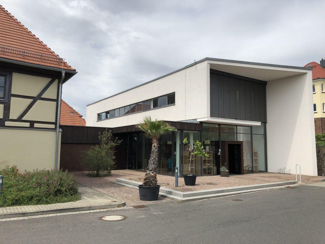 Sitz der Winzergenossenschaft Meißen Foto: