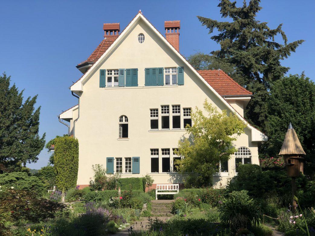 Karl-Foerster-Garten in Potsdam