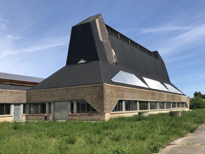 Die berühmte Hutfabrik von Luckenwalde, Foto: Weirauch