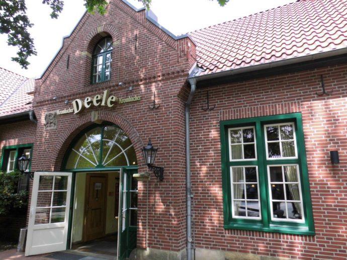 Das Gasthaus Deele, Foto: G. Knackfuss
