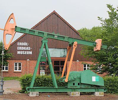 Erdöl- und Erdgas-Museum, Foto: G. Knackfuss