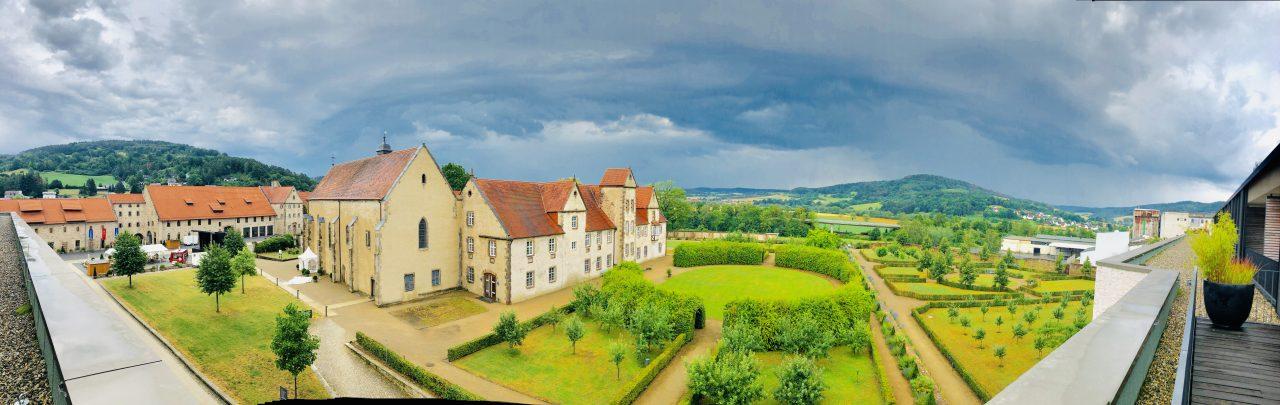 Kloster Haydau in der Grimmheimat Foto: Weirauch