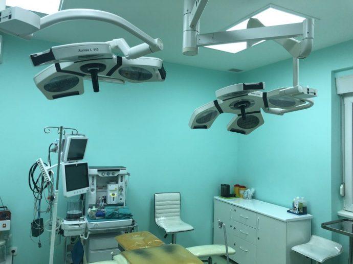 Blick in eine Schönheitsklinik