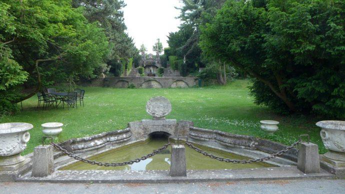 Roseburg, Foto Verein Gartenträume Sachsen-anhalt