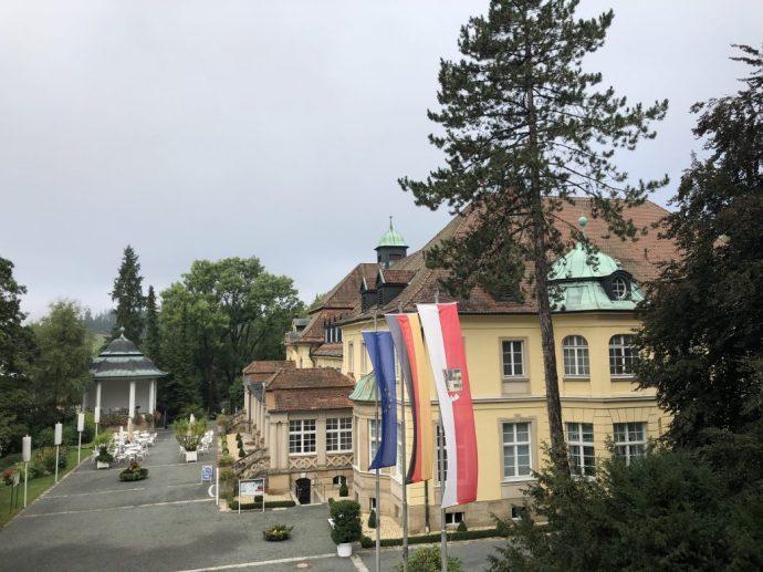 Frankenwald Bad Steben