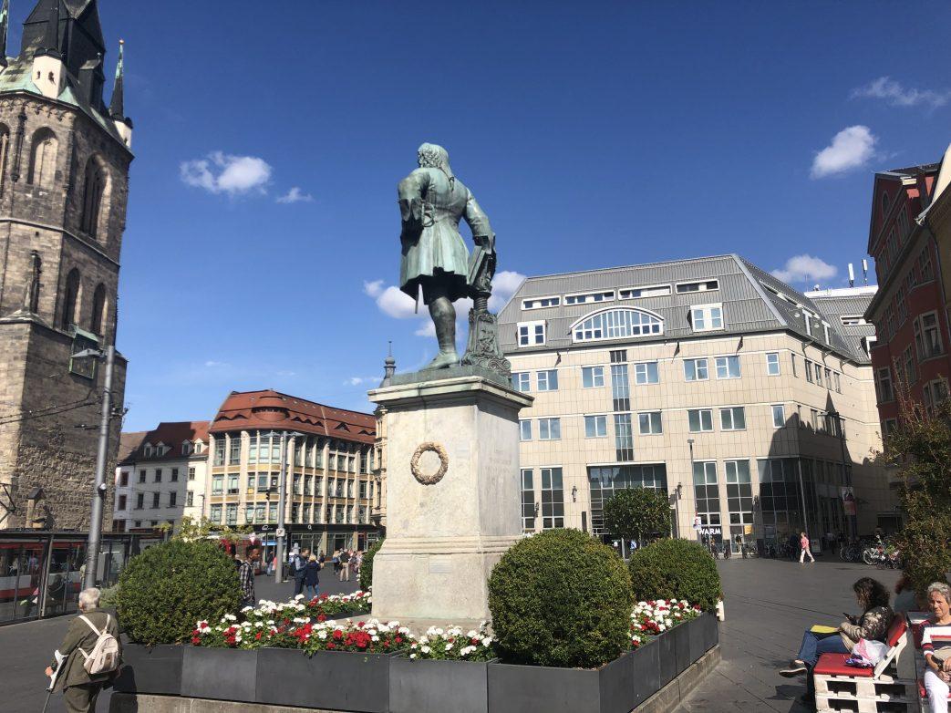 Halle Händel Sachsen - Anhalt