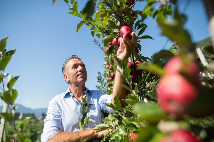 Apfelsommelier Thomas Kohl