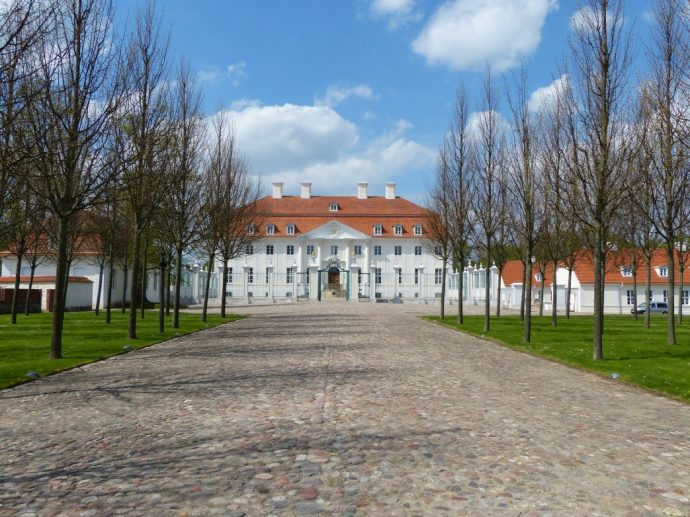 Schloss Meseberg in Brandenburg