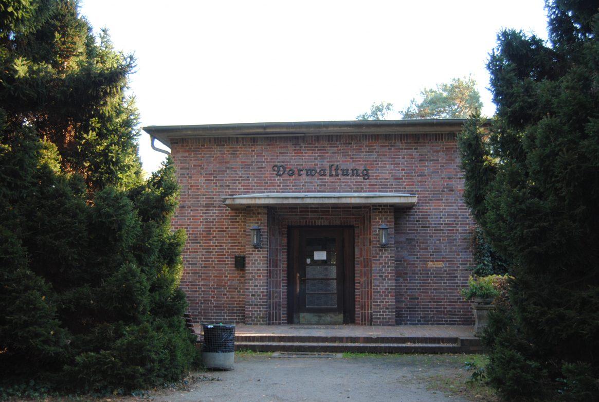Verwaltungsgebäude SWK