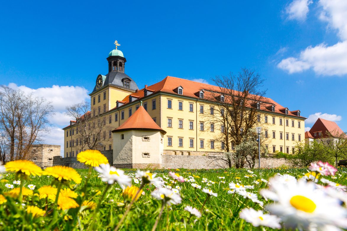 Moritzburg Schlosspark, Thüringen
