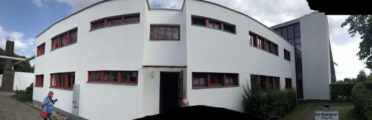 Panorama Bauhaus Celle Niedersachsen Foto: Weirauch