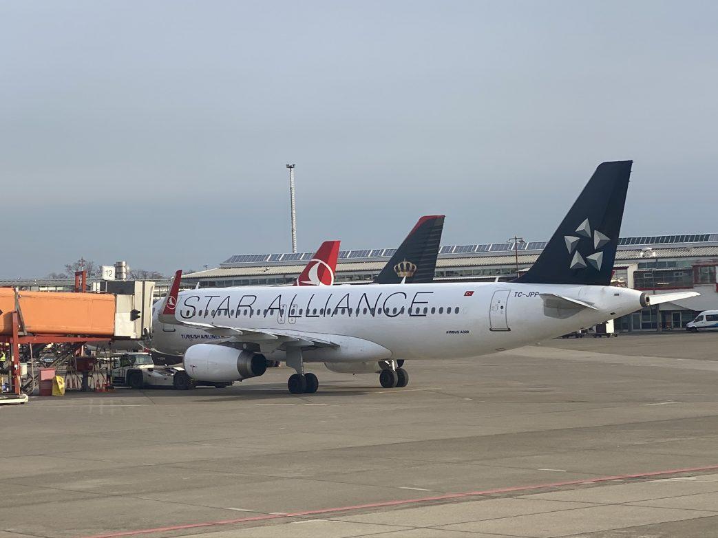 Berlin Tegel Flugzeuge