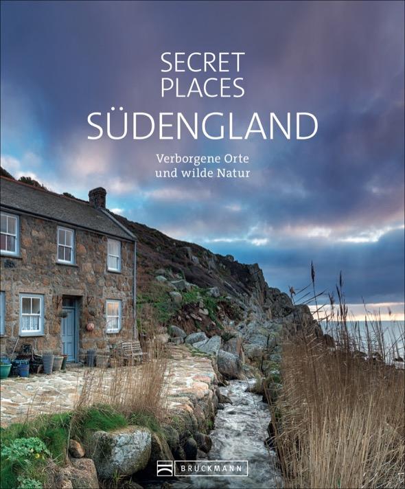 SecretPlacesSuedengland-cover