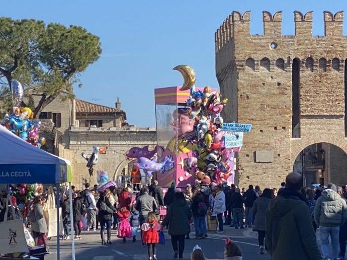 Mittelalter und Karneval in Fano