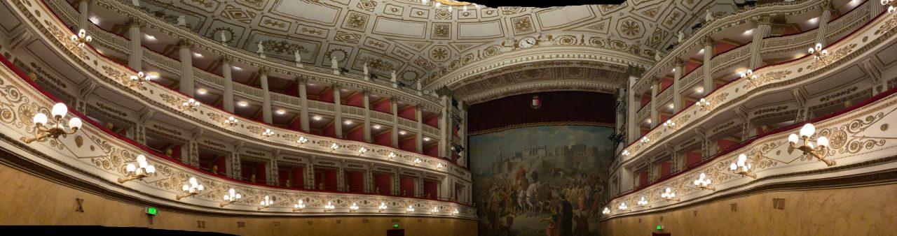 Panorama Theater in Fano