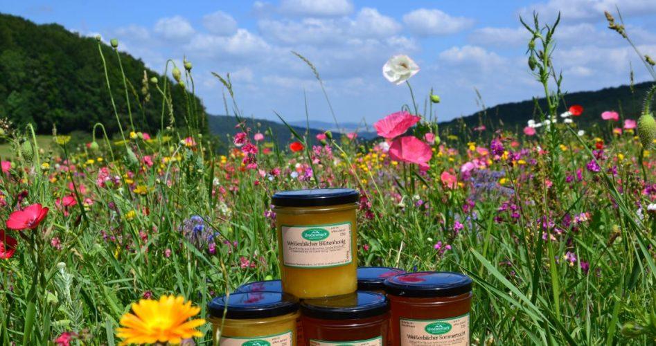 Honig Frau Holles Blumenwiese