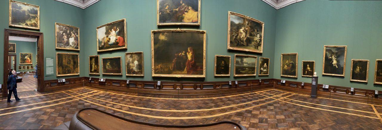 Gemäldegalerie Alter Meister Foto: Weirauch