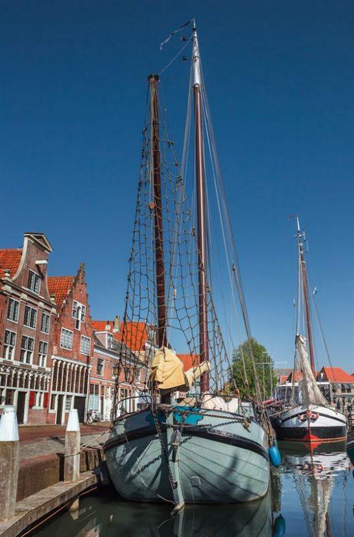 Neu im A-ROSA Ausflugsangebot ist auch eine Fahrt mit dem Plattbodenschiff über das Ijsselmeer. Foto: A-ROSA Flussschiff GmbH