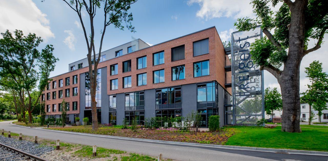 Das schicke Hotel Freigheist in Einbeck Foto: BWSignColl
