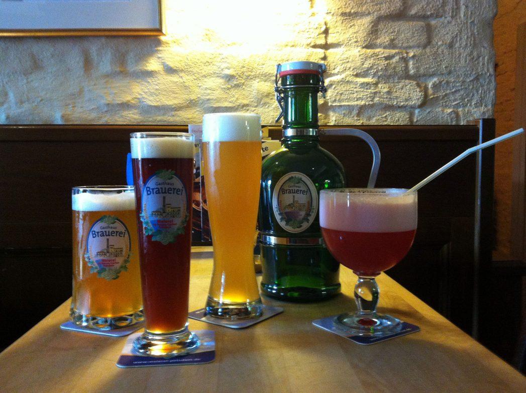 Meierei Brauerei Bier Potsdam